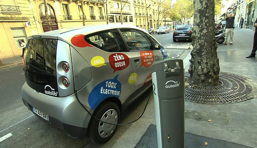 France Sel Car Ban