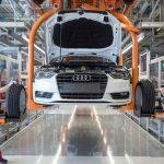 Audi lead
