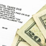 property tax with currency