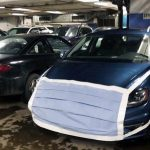 Face Diaper car