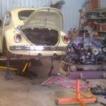 old Beetle engine