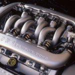 '89 SHO engine