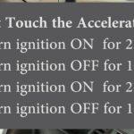 IAC adjust