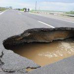 pothole lead