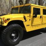 Yellow Hummer