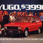 Yugo ad