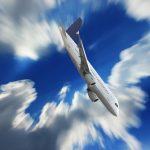 airplane drop